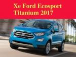 Xe Ford Ecosport Titanium 2017