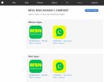 Ứng dụng hay dành cho iPhone - bán hàng online nhanh dễ dàng - ứng dụng MuaBanNhanh