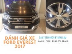 Đánh giá xe Ford Everest 2017