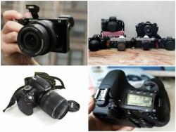Lưu ý khi mua máy ảnh kỹ thuật số cũ