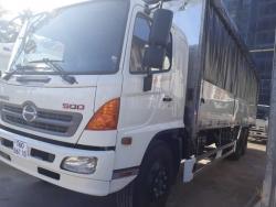 Tìm hiểu giá xe tải Hino 16 tấn tại TPHCM