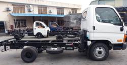 Hình ảnh thực tế xe tải New Mighty N250 của Hyundai Thành Công