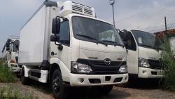 Báo giá xe tải Hino 4 tấn tại TPHCM